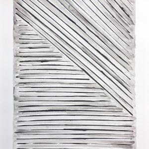 Color Line Gray  24x18  $325