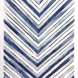 Color Line Navy  24x18  $325