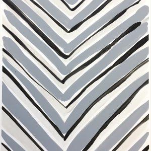 Color Study Black 3  20.75x14.5  $175
