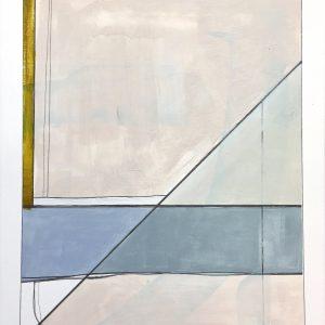 Conversations in Color no.11  18x12  $275